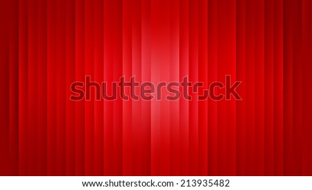 abstract red background. vertical lines and strips - stock photo
