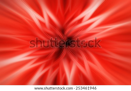 abstract red  background with motion blur