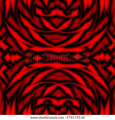 abstract red-black wallpaper