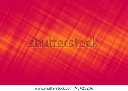 Abstract red twinkle soft focus background - stock photo