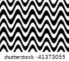Abstract Retro Background 2 in Black and White - stock vector