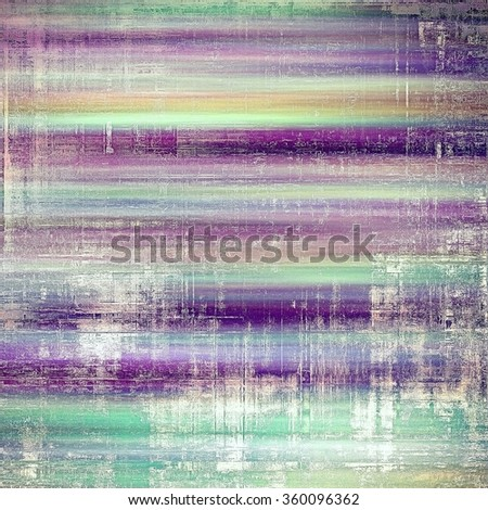 Abstract retro background or old-fashioned texture. With different color patterns: brown; purple (violet); green; cyan; white - stock photo