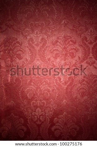 Abstract retro pattern - stock photo