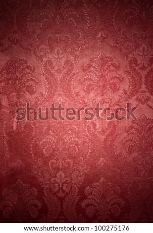 Abstract retro pattern - stock photo