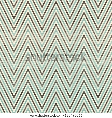 abstract retro seamless pattern with fabric texture on - stock photo