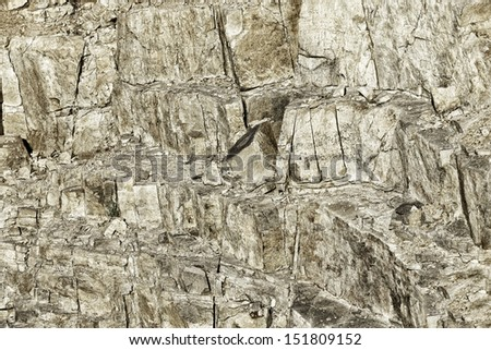 Abstract rocks background. Can be used as texture background. - stock photo