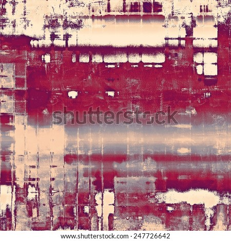 Abstract rough grunge background, colorful texture. With different color patterns: yellow (beige); gray; purple (violet); pink - stock photo
