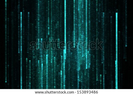 Abstract science fiction sci-fi like background - stock photo