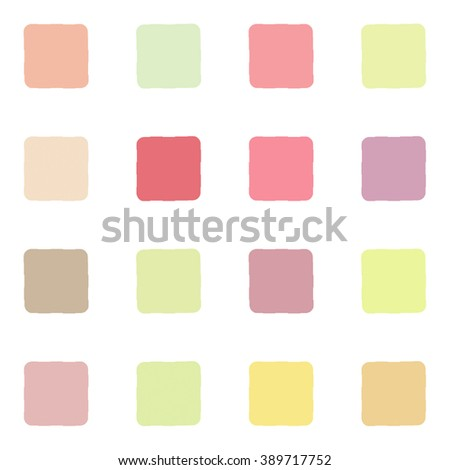 Abstract seamless geometric multicolored pattern. Repeating geometric shapes