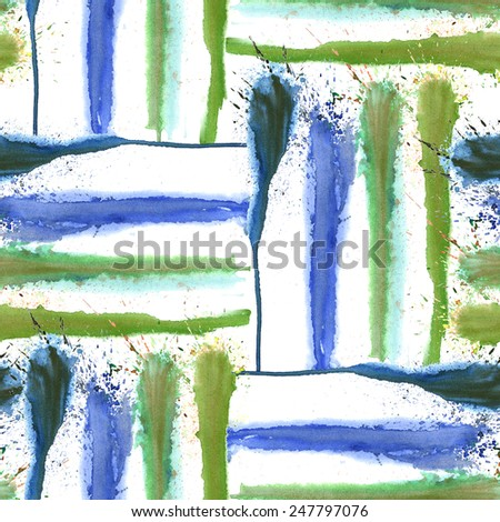 Abstract seamless pattern - stock photo