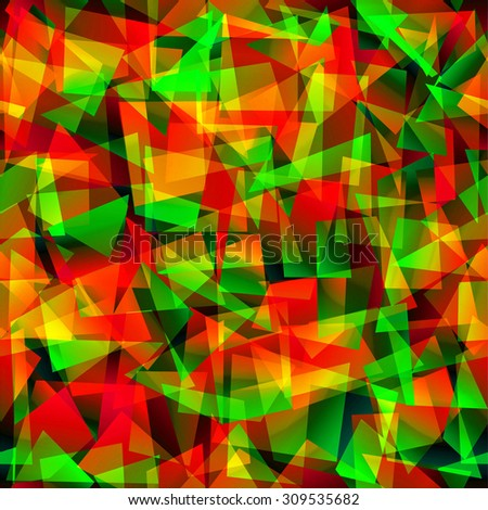 Abstract seamless pattern for continuous replicate. - stock photo