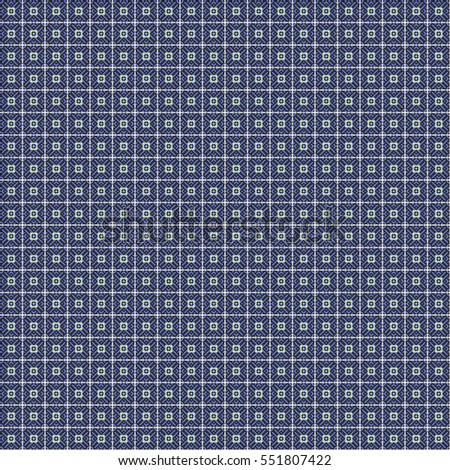 abstract seamless pattern with simple geometric shapes