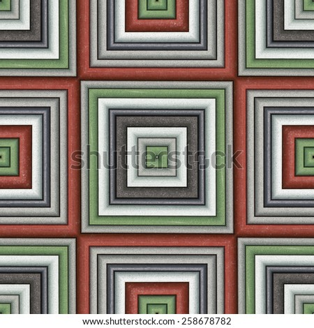 Abstract Seamless Wallpaper Pattern Background - stock photo