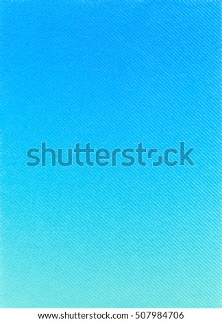 Abstract Shade Blue sea color with gradient  pastel vintage paper texture and background pattern striped