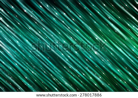 abstract shiny blue and green background