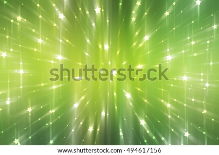 abstract shiny blue and green background illustration digital.