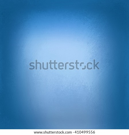 abstract shiny blue background with blurred texture, sky blue tinted border with white center, blurry blue background - stock photo