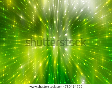 abstract shiny green background illustration digital.