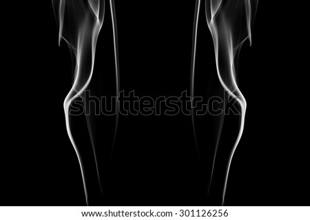 abstract smoke background, white smoke color on blackbackground, white ink on black background