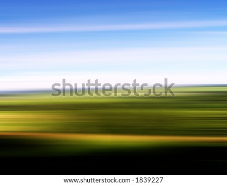 Abstract speed background - stock photo