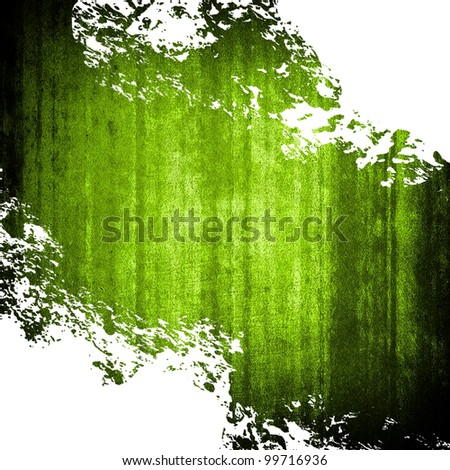 abstract splash background - stock photo