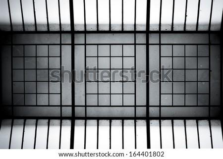 Steel Bars Jail Stock Vector 175340921 Shutterstock