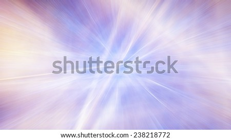 Abstract subtle lilac pattern with motion blur effect. Raster - stock photo