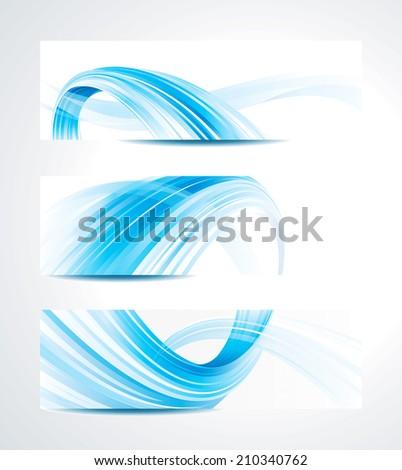 Abstract technology header background. Raster. - stock photo