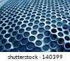 Abstract Texture Blue - stock photo
