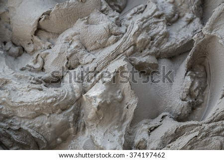 Abstract texture cement mortar for the background