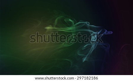 Abstract texture design or wallpaper on a dark background