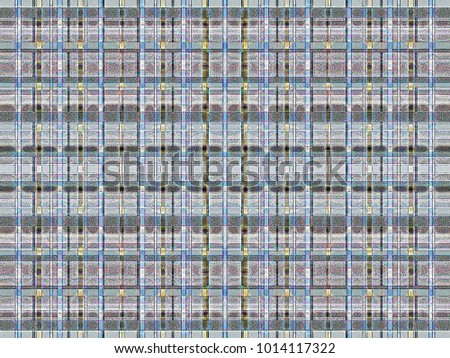 abstract texture | multicolored intersecting striped pattern | retro weave background | geometric checkered illustration for wallpaper clothes fabric garment digital printing graphic concept design