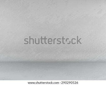 Abstract texture of wall and floor gray background