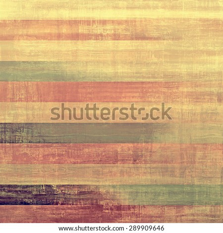 Abstract textured background designed in grunge style. With different color patterns: yellow (beige); gray; green; pink - stock photo