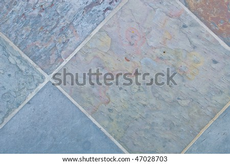 Abstract Tile Background - stock photo