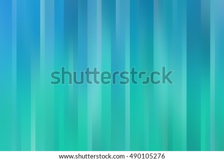 Abstract vertical blue and green background with lines. illustration beautiful.