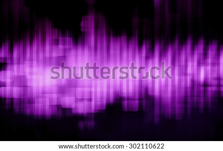 Abstract violet tone lights background. Blurred background.