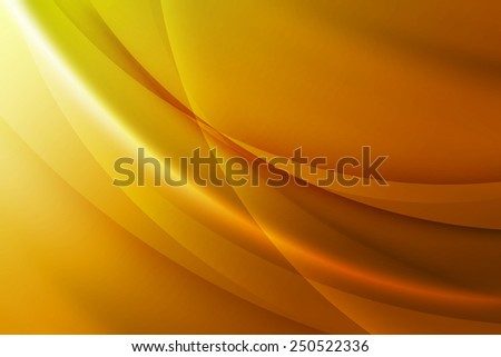 abstract vivid gold technology background - stock photo