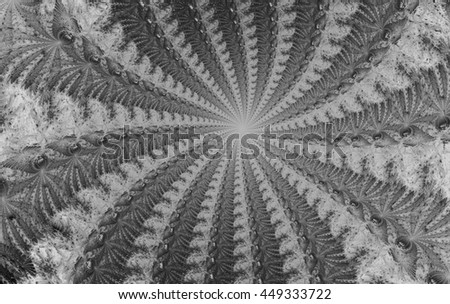 Abstract wallpaper. Abstract fractal. Fractal background art for CRE
