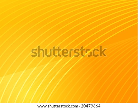 Abstract wallpaper illustration of wavy flowing energy and colors - stock photo