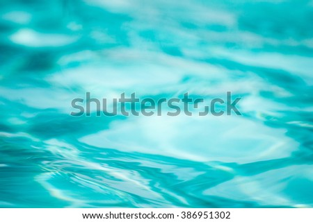 Abstract water background - stock photo