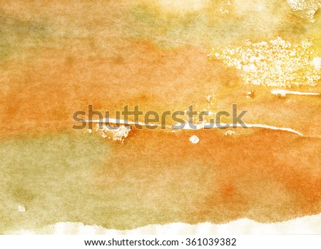 abstract watercolor background, abstract background - stock photo