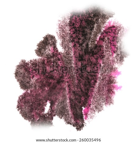Abstract watercolor background burgundy, black for your design insult