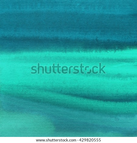 Abstract Watercolor Background Wallpaper Cold Rough Acrylic Vibrant