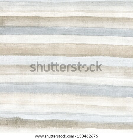 Abstract watercolor striped texture - stock photo