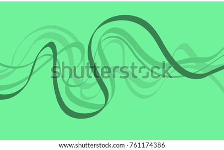 abstract wave background curve motion lines graphic waving banner template