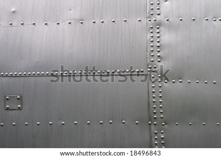 Abstract weathered metallic texture