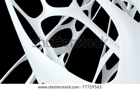 abstract web background - stock photo