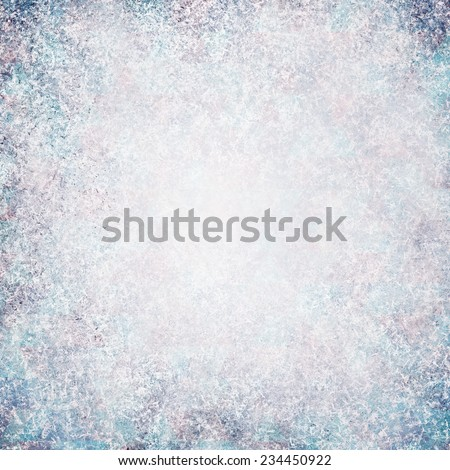 abstract white background gray color vintage grunge background texture, frosty silver background, luxury Christmas light design background, monochrome black and white color printing, old white paper - stock photo