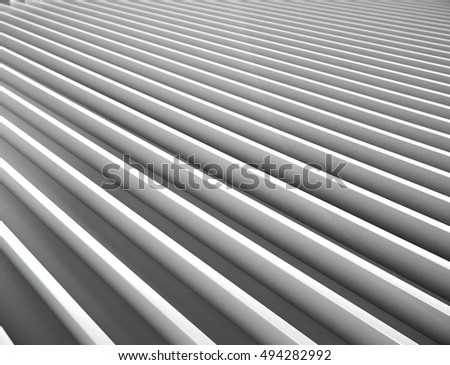 abstract white background with lines. 3d rendering geometric polygons.